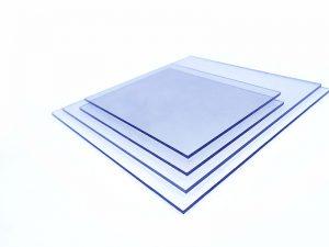 Abrasion resistant polycarbonate