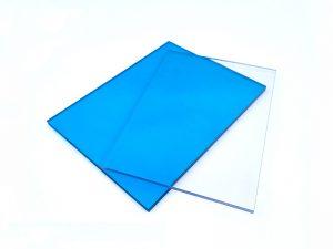 Massive Polycarbonatplatten