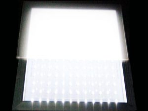 Polycarbonate diffuser sheet