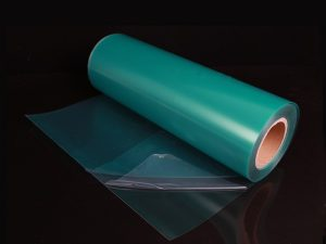 Clear polycarbonate rool