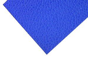 Blaue geprägte Polycarbonatplatten