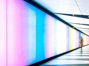 LED diffuser