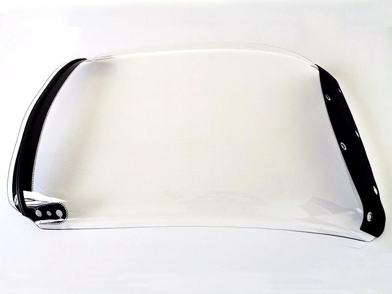 Polycarbonat-Autoscheibe