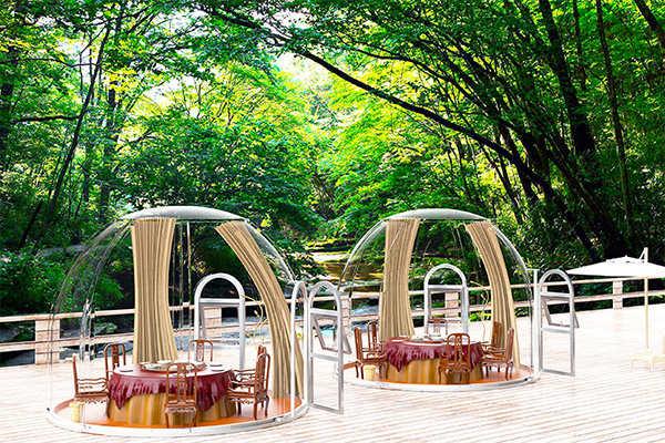 5m Glamping Restaurant