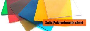 UV resistant plastic