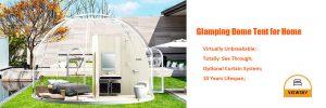 Geodesic dome house kit