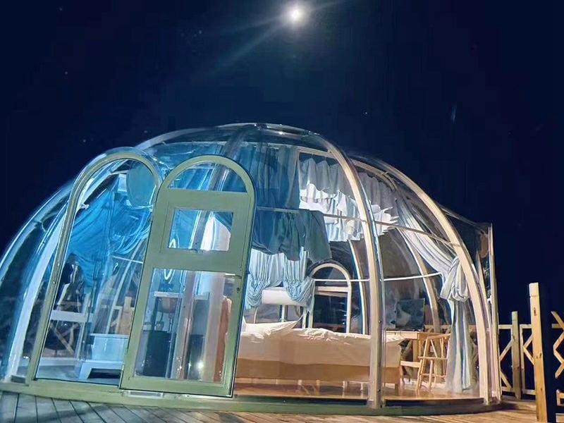 6 m Bubble Zelt