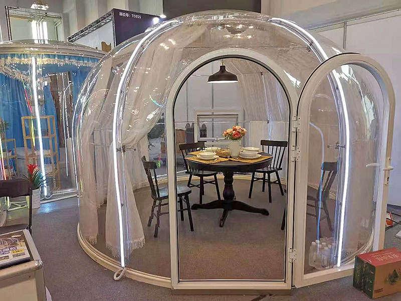 Klar Bubble Restaurant