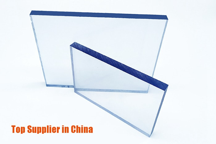 Hartbeschichtete Polycarbonatplatten