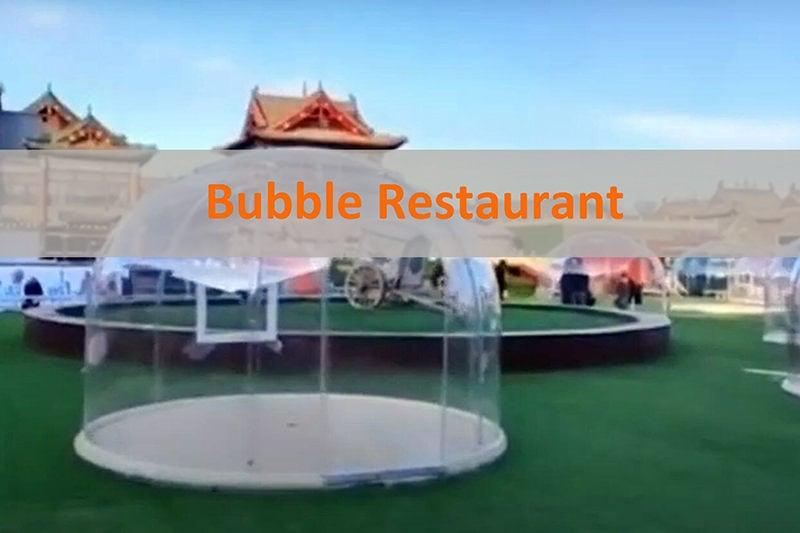 Bubble Restaurant