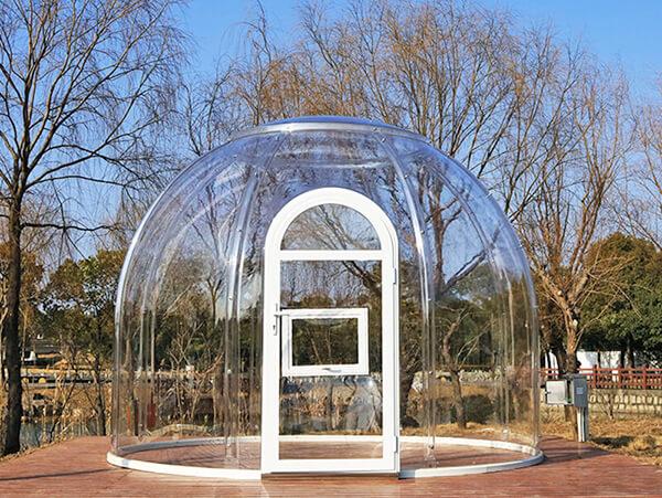 3,5 Meter Bubble Zelt