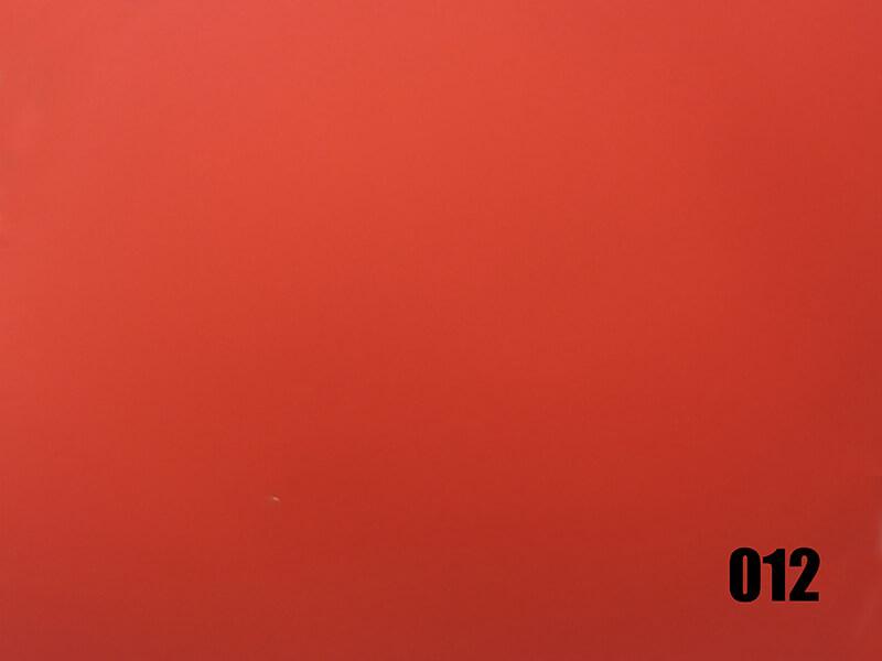 Roter Acrylspiegel