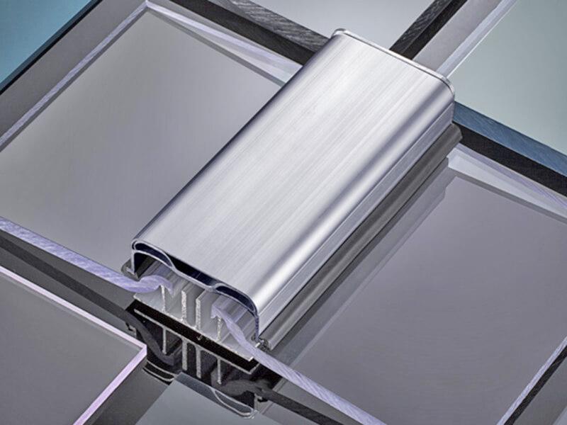 Massive Polycarbonat Dachplatten