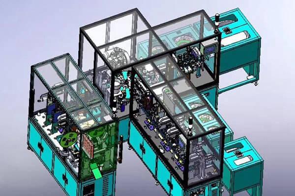 Acrylglas-Maschinenschutzgitter