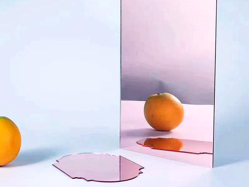 Acrylspiegelplatten