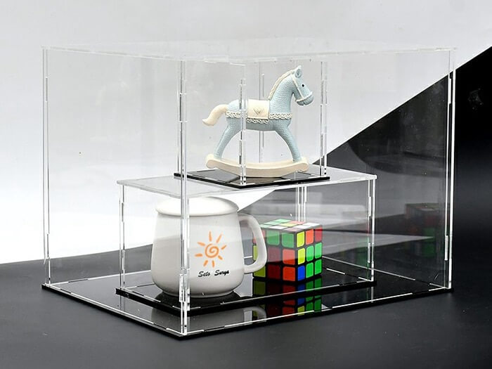 individuelle Acrylbox