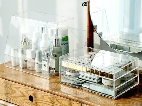 individuelle Acrylschminkbox