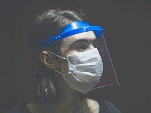 Polycarbonatscheiben für Gesichtsmaske