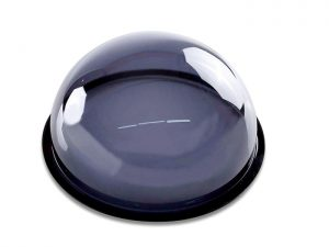 Gray Acrylic Dome