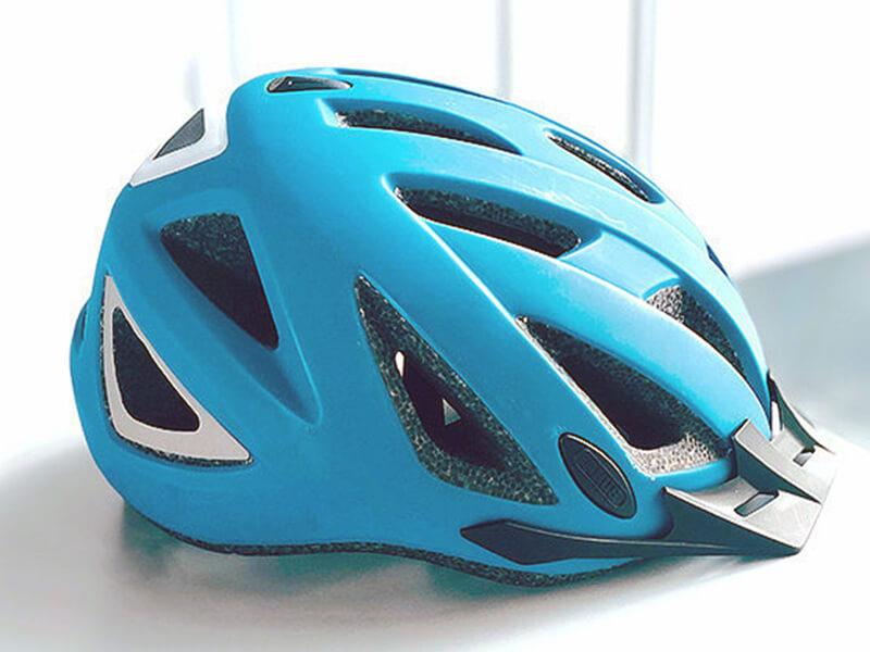 Polycarbonatscheiben für Helme