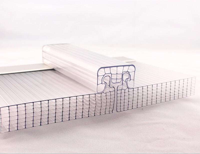 Polycarbonatdach Hohlkammerplatten