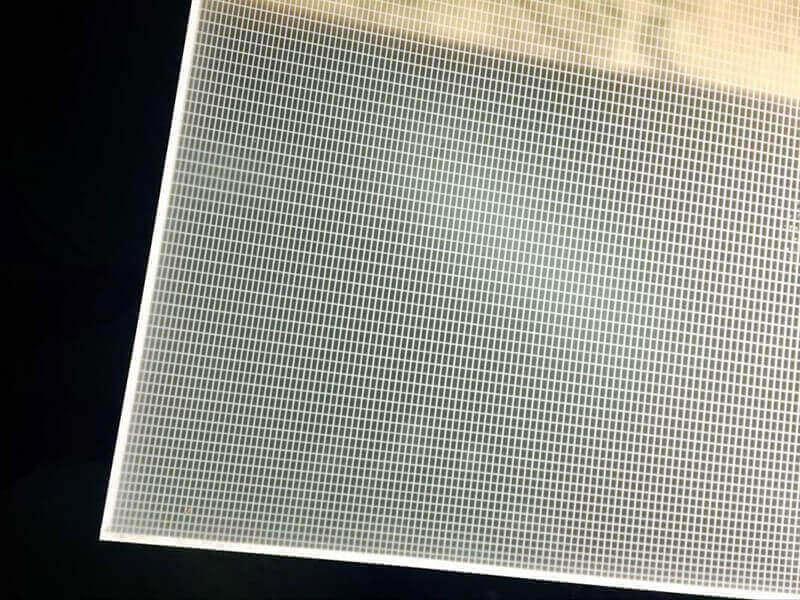 Lichtleiterplatten