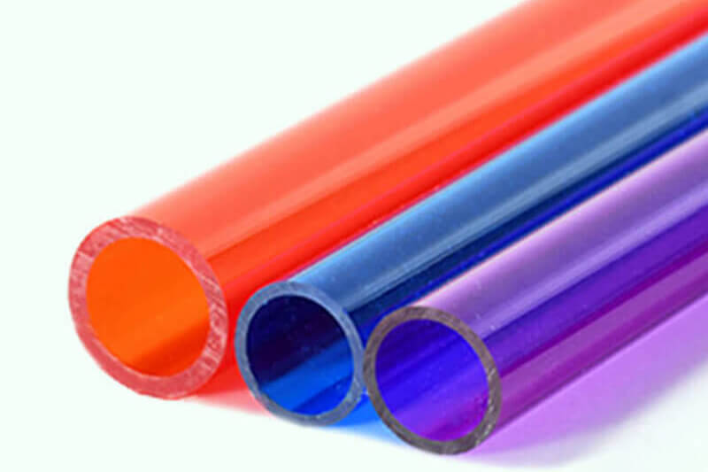 PMMA Rohre Hersteller