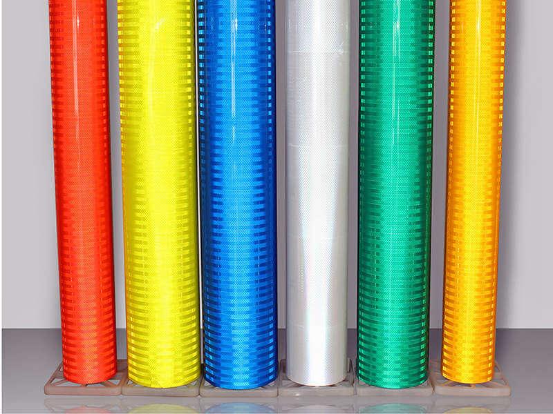 PMMA-Folie für retro-reflektierendes Material